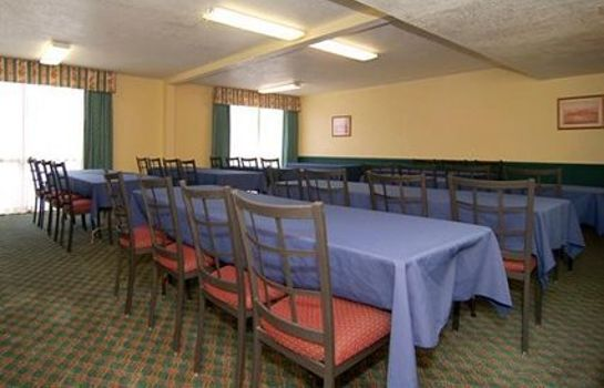 Conference room Quality Inn & Suites - Ruidoso Hwy 70