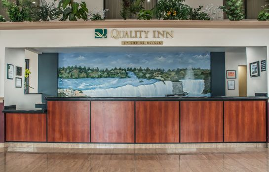 Hall Quality Inn Niagara Falls