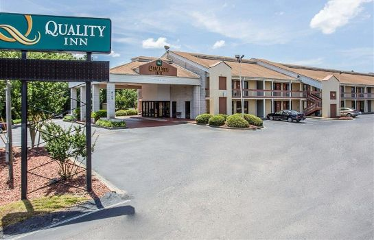 Vista exterior Quality Inn Fort Jackson