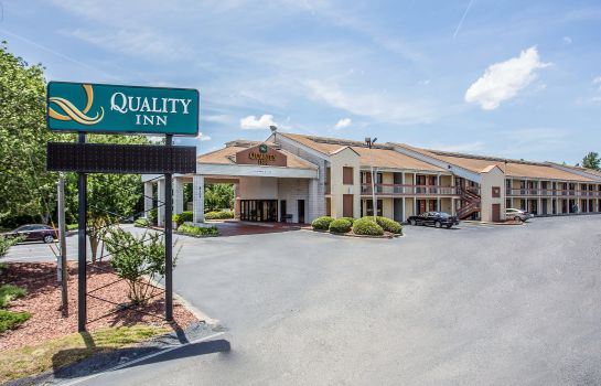 Exterior view Quality Inn Fort Jackson Quality Inn Fort Jackson