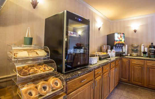 Restaurant Quality Inn Fort Jackson