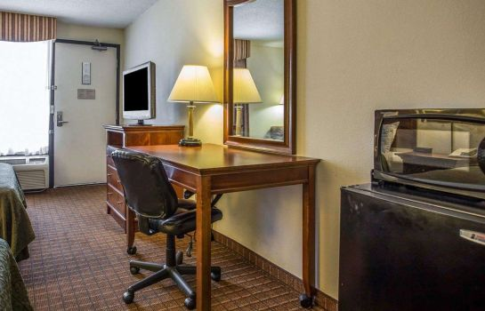 Chambre double (confort) Quality Inn Fort Jackson