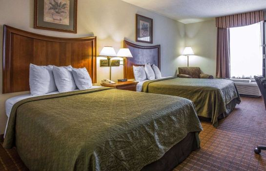 Camera doppia (Comfort) Quality Inn Fort Jackson