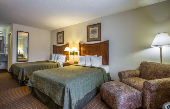 Kamers Quality Inn Fort Jackson