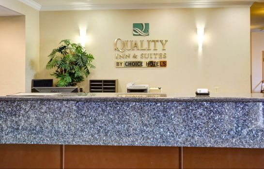 Hotelhalle Quality Inn & Suites Near University
