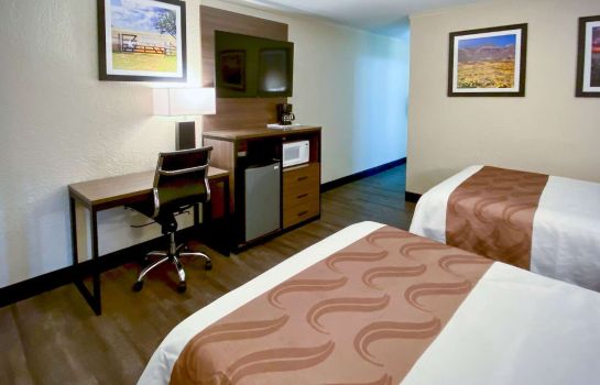 Zimmer Quality Inn and Suites Airport