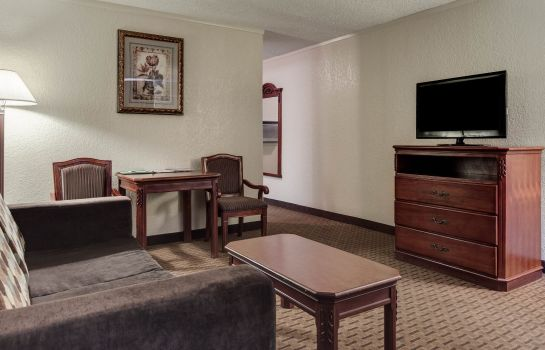 Camera Quality Inn & Suites Airport