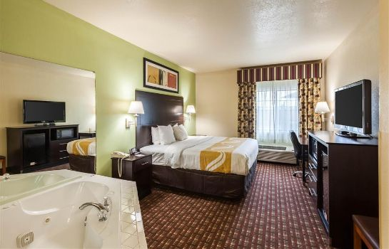 Suite Quality Inn near SeaWorld - Lackland