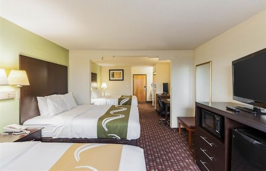Room Quality Inn near SeaWorld - Lackland