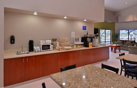 Restaurante Americas Best Value Inn and Suites-Manor/Austin East