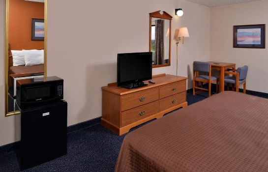 Standardzimmer Americas Best Value Inn and Suites-Manor/Austin East