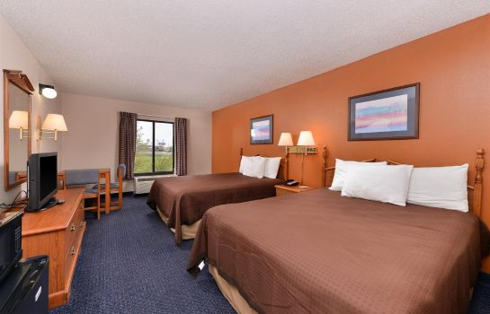 Zimmer Americas Best Value Inn and Suites-Manor/Austin East