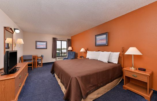 Kamers Americas Best Value Inn and Suites-Manor/Austin East