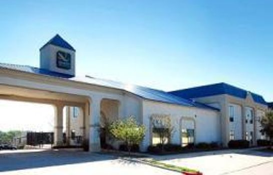 Vista esterna Americas Best Value Inn and Suites-Manor/Austin East