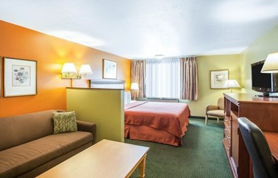 Zimmer Quality Inn Sea-Tac Airport