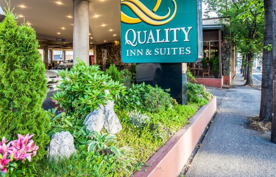 Außenansicht Quality Inn & Suites Seattle Center