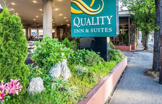 Buitenaanzicht Quality Inn and Suites Seattle Center