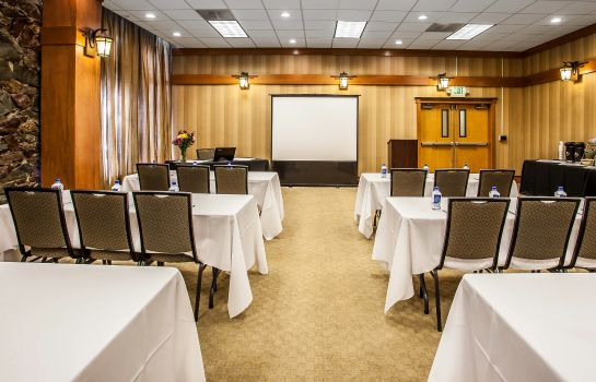 Sala de reuniones Quality Inn & Suites Seattle Center