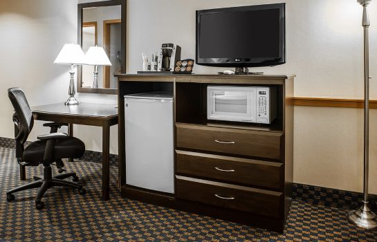 Kamers Quality Inn and Suites Seattle Center