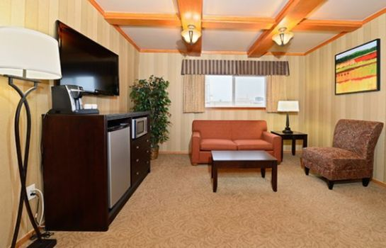 Zimmer Quality Inn & Suites Seattle Center