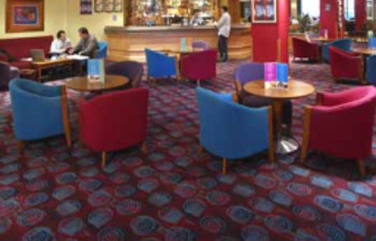 Hotel bar Best Western Plus Stoke-on-Trent Moat House