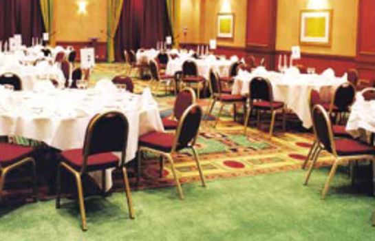 Conference room Best Western Plus Stoke-on-Trent Moat House