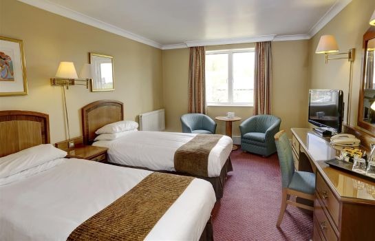 Room Best Western Plus Stoke-on-Trent Moat House