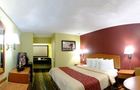 Zimmer Red Roof Inn Chattanooga - Lookout Mountain