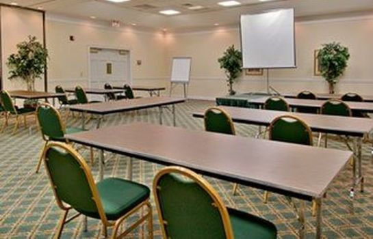 Conference room SPRINGFIELD HOTEL AND SUITES