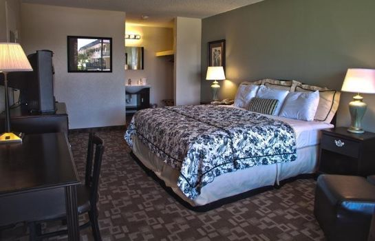 Kamers SPRINGFIELD HOTEL AND SUITES