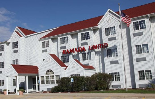 Exterior view Ramada Limited Bloomington Ramada Limited Bloomington