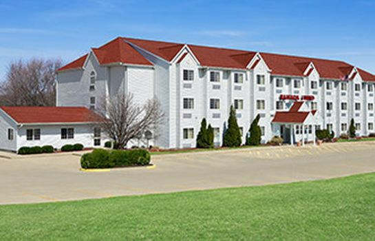 Exterior view RAMADA LIMITED BLOOMINGTON