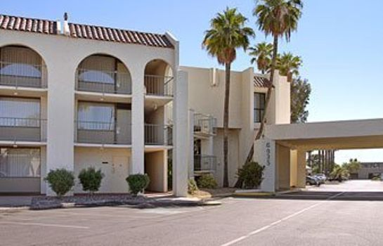 Außenansicht TRAVELODGE SCOTTSDALE AZ
