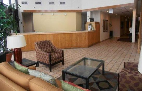 Lobby Quality Inn & Suites I-25 North