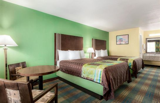 Habitación RAMADA SAN ANTONIO SEA WORLD