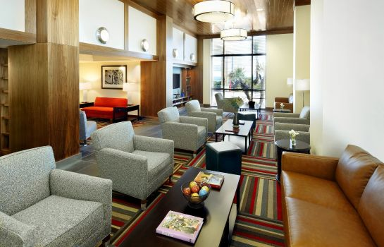 Hotelhalle Four Points by Sheraton Galveston