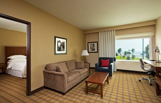 Chambre Four Points by Sheraton Galveston