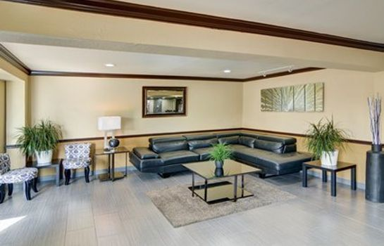 Hotelhalle Quality Inn DFW - Airport