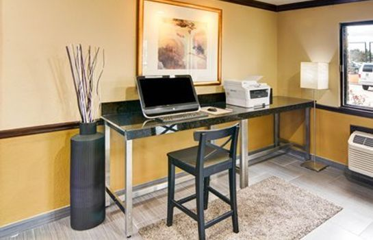 Info Quality Inn DFW - Airport