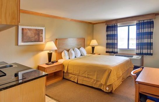 Zimmer Quality Inn DFW - Airport