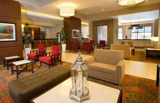 Hotelhalle RAMADA PLAZA RESORT AND SUITES