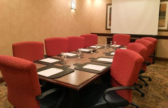 Conference room DoubleTree by Hilton Birmingham