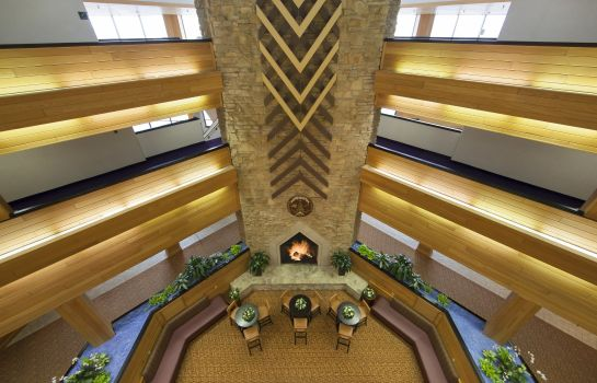 Lobby Radisson Conf Center Green Bay