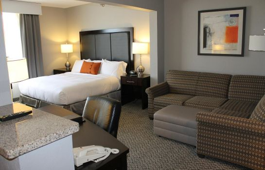 Zimmer DoubleTree by Hilton Des Moines Airport