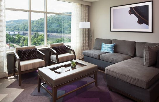 Zimmer Morgantown Marriott at Waterfront Place