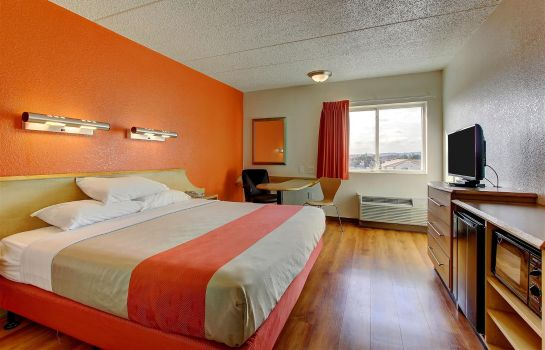 Zimmer MOTEL 6 YORK NORTH