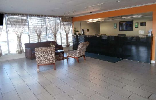Hol hotelowy Americas Best Value Inn Newnan