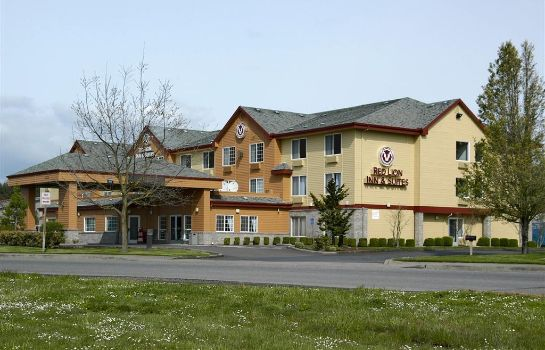 Widok zewnętrzny Red Lion Inn and Suites McMinnville