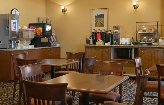Restaurant Red Lion Inn and Suites McMinnville