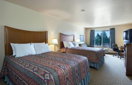 Chambre Red Lion Inn and Suites McMinnville